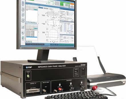 NF ZGA5920 Impedance/gain-phase analyzer 0.1 mHz to 15 MHz